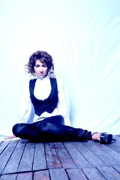South African actress Natasha May